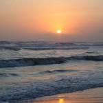 tramonto..una delle miriadi di foto che ho fatto a